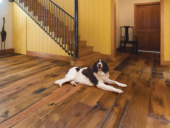 Heartland Reclaimed Collection. Provenza Heartland Reclaimed floors ... - Provenza Floors Hardwood & Laminate Floor Manufacturer